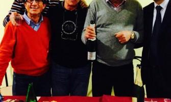 LA CENA SOCIALE DELLA PODISTICA AVIS CAMPOBASSO CHIUDE LA STAGIONE AGONISTICA ANNO 2015