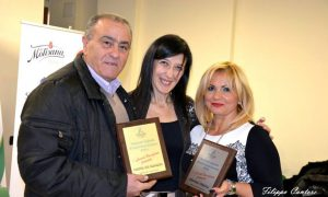 Cerimonia Premiazioni Corrimolise 2015