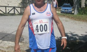 Maratonina dei due Santuari Matrice - Faifoli