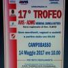 17° TROFEO AVIS ADMO – 14 MAGGIO 2017